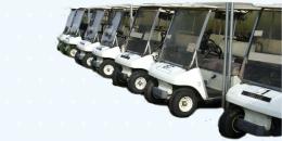 中国地方を中心としたゴルフカート販売